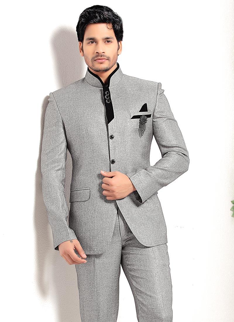 Shervani charlie men 39 s wear Architect suit